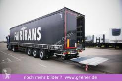 Schmitz Cargobull SCS 24 / LBW 2000 kg / RUNGENTASCHEN / MEHRFACH semi-trailer