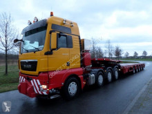 Broshuis 5 ABSD 68 / 3 Semi Low Loader triple extendible heavy equipment transport