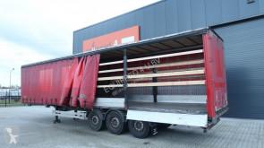 semi remorque Van Hool zijborden, hardhouten vloer, SAF INTRADISC, NL-trailer, APK: 01/2021