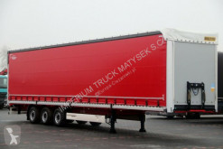 Wielton BOARDSIDER / MEGA / LIFTED ROOF AND AXLE /2017 semi-trailer