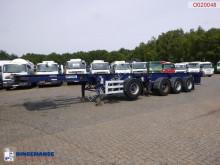 semi remorque Dennison Container combi trailer 20-30-40-45 ft