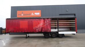 semi remorque Van Hool GALVANIZED, SAF INTRADISC, al. sideboards, Dutch trailer, MOT 12/2020 (APK), hardwooden floor