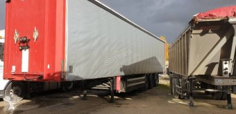 Fruehauf open box libner semi-trailer