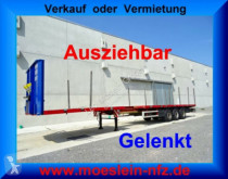 semi remorque nc 3 Achs Tele- Sattelauflieger, 4,20 m ausziehbar