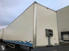 naczepa furgon furgon drewniane ściany Fruehauf