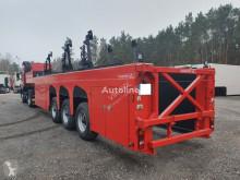 Langendorf - 2006 9,5m FLOATLINER do przewozu płyt betonowych, prefabrykatów semi-trailer