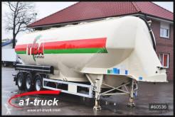 Feldbinder EUT 54.3 Silo Futter, 54m³, Lenkachse, semi-trailer