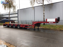 semi remorque Faymonville Lowbed 71000 KG, 4 Axles, B 2,54 mtr, Lowbed