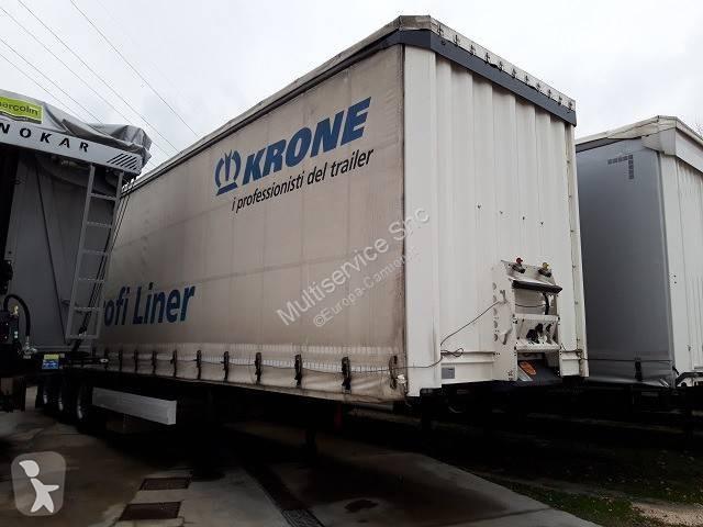 Voir les photos Semi remorque Krone SDP27