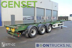 HFR SB24 + GENSET 2011 | 40ft HC * 4460 Kg Netto semi-trailer