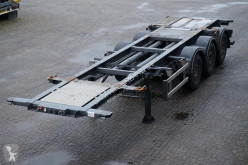 Burg Tank Container Chassis 20ft. / ADR: 11-03-2020 semi-trailer