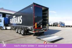 semi remorque Schmitz Cargobull SCS 24 / LBW 2000 kg / RUNGENTASCHEN / MEHRFACH