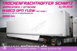 Schmitz Cargobull SKO 24/ DOPPELSTOCK /VOLLVERKLEIDUNG / WABCO :-)