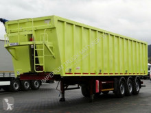 semi remorque Benalu TIPPER 58 M3 / WHOLE ALUMINIUM / 6000 KG !! /