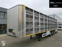 naczepa Pezzaioli CIMC / SR03 / 4 Stock / Typ 2 / Ferkeltransporte