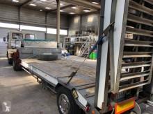 ACTM heavy equipment transport semi-trailer