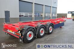 Schmitz Cargobull container semi-trailer