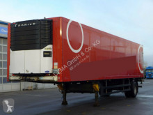 semirimorchio Schmitz Cargobull SKO 10*1-Achs*City Trailer*Carrier*LBW*SAF*11m*