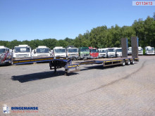 Faymonville semi-lowbed trailer 60 t / extendable 12.2 m + Ramps and Winch semi-trailer