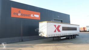 semi remorque Krone BPW, rongpotten, NL-trailer, 80% banden