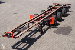 Draco Chassis 3-assig/ 2 stuuras/ liftas semi-trailer