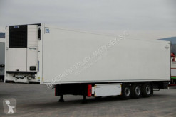 semi remorque Krone REFRIDGERATOR /CARRIER VECTOR 1550/ LIFTED AXLE