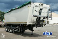 Schmitz Cargobull SKI 24 SL 10.5/54 m³./ALU/Plane/Liftache/Türen Auflieger