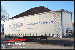semi remorque Krone SD, Megatrailer, Liftachse, HU 09/2020