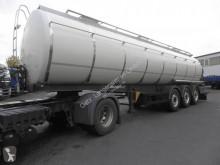 Berger Lebensmitteltankauflieger semi-trailer