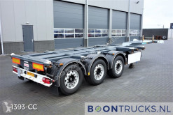 D-TEC FT-43-03V 20-30-40-45ft HC *DISC BRAKES* semi-trailer