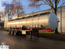 Van Hool Chemie 35000 Liter, Isolated Tank, 4 Compartments, 150c, 4 bar semi-trailer