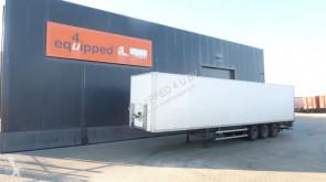 semirremolque Groenewegen volledig chassis, hardhouten vloer, ov-klep, NL-trailer, APK: 05/10/2020