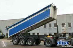 Meiller MHKA 12/27 NOSSI/ALU 25 m³./Plane/Schlammdicht semi-trailer