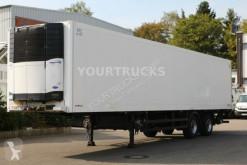 semi remorque Schmitz Cargobull 2-Achser/Carrier Vector 1800/Lenkachse/LBW
