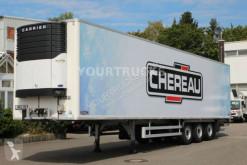 semi remorque Chereau Carrier Maxima 1300 + Strom / nur 3.462h!!! SAF
