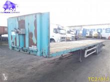 trailer platte bak Trouillet