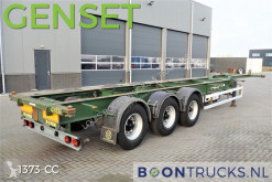 HFR SB24 + GENSET 2011 | 40ft HC * 1041 HOURS * 4460 Kg Netto * semi-trailer