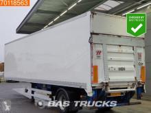Van Hool box semi-trailer