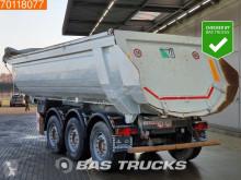 Zorzi 27m3 Stahl-Kipper Lift + Lenkachse semi-trailer