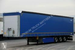 semi remorque Schmitz Cargobull CURTAINSIDER /STANDARD /2 LIFTED AXES/PALLET BOX