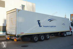 Kögel SP 24 Koffer 12642 Code XL Rolltor SAF Liftachse semi-trailer