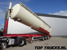 LAG BK22 Bulkoplegger 61M3 - Silotanker semi-trailer