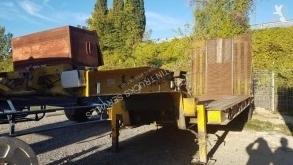 naczepa do transportu sprzętów ciężkich ACTM