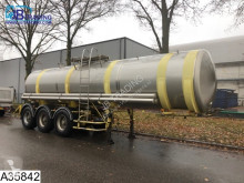 semi remorque BSL Food RVS tank, 22421 Liter, 2 bar, Food, nourriture, Lebensmittel, Levensmiddelen,