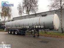 naczepa Burg Chemie 56700 Liter, Isolated Tank, 4 Compartmets, 4 bar, 100c
