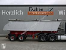 Meiller MHKS 41/2, 23 m³ Alumulde, Luft, BPW semi-trailer