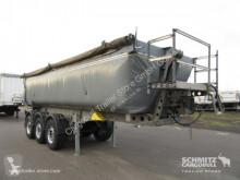 semi remorque Schmitz Cargobull Kipper Stahlrundmulde Thermomulde 24m³