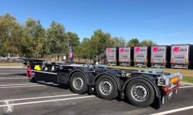 naczepa do transportu kontenerów nowy
