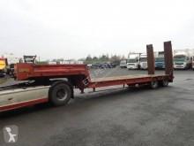 ACTM Porte-engin 2 essieux semi-trailer