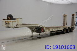 Robuste Kaiser Low loader heavy equipment transport